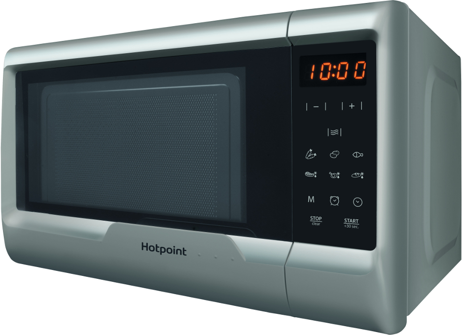 Hotpoint MWH2031MS0 Solo Microwave Oven thumbnail