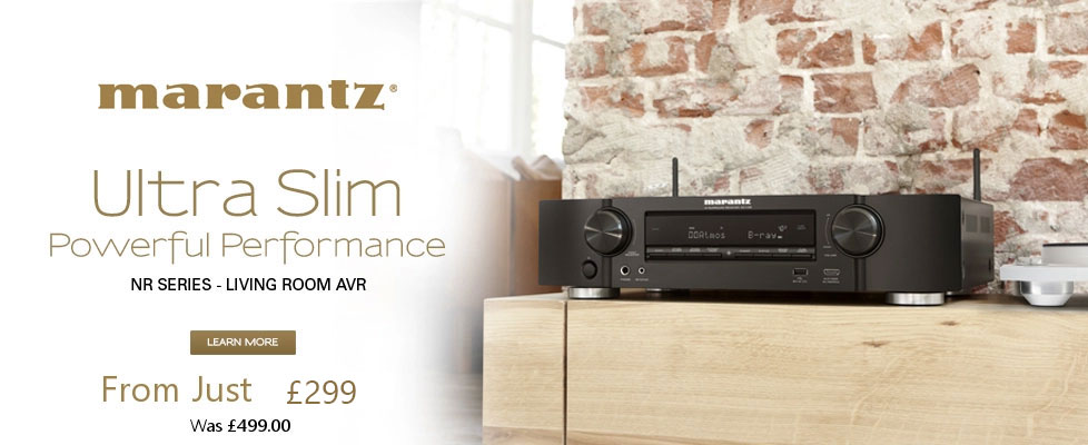 Marantz NR1509 Ultra Slim Receiver