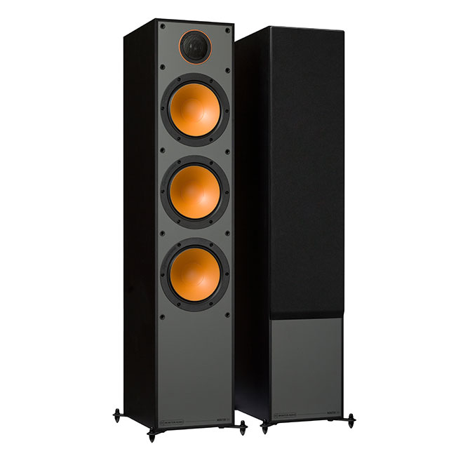 Monitor Audio Monitor 300 Floorstanding Speakers in Black