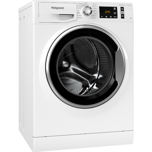 HOTPOINT ActiveCare NM11 1044 WC A UK N 10 kg 1400 Spin Washing Machine – White, White