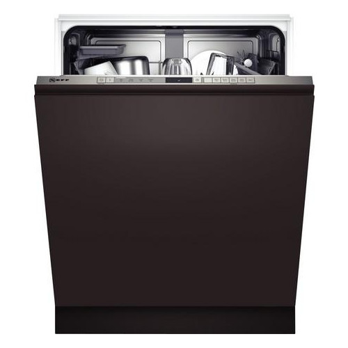 Neff S353HAX02G Built in Full Size Dishwasher Steel 13 Place Settings