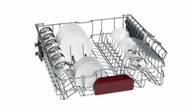 Neff S513M60X1G Energy Efficient Dishwasher 60cm Fully Integrated Drying Rack
