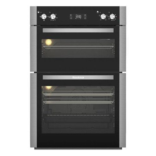 Image of Blomberg ODN9302X Built In Programmable Touch Control Electric Double Oven