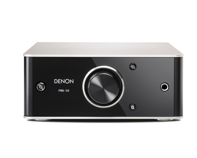 Denon PMA50 Digital Integrated Stereo Amplifier Black
