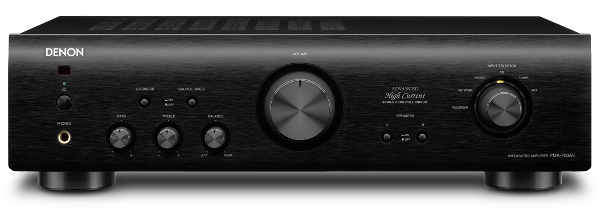 Denon PMA720AE Stereo Amplifier in Black