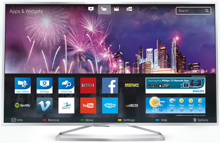 Cheapest & Best Prices Philips 48PFS6609 48 Full HD 3D Smart