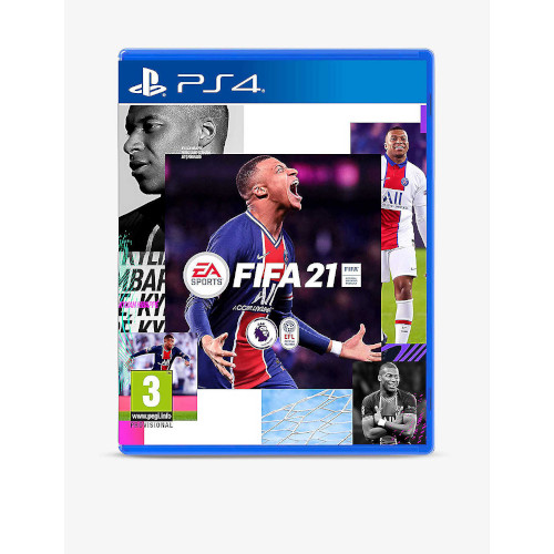 Sony Playstation 4 FIFA 21 Upgradeable to PS5 Version