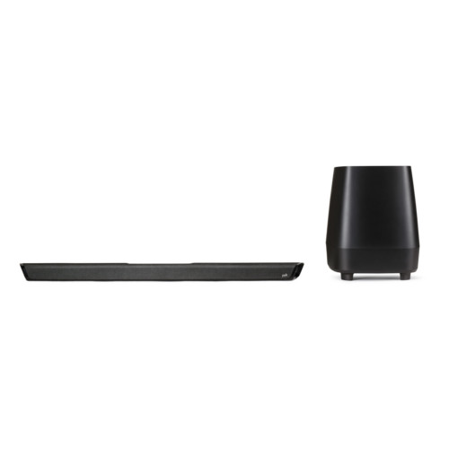 Polk MagniFi 2 High Performance Home Theater Sound Bar with Wireless Subwoofer and Chromecast Built-in