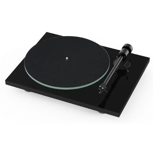 Project T1 BT Turntable Bluetooth In Black