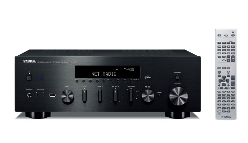 Yamaha RN500 Networking AV Receiver Black