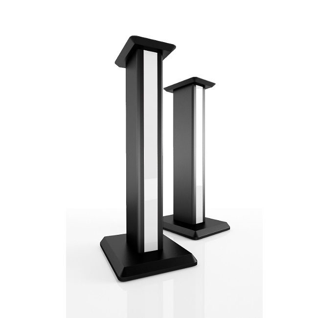 Acoustic Energy Reference Speaker Stands Piano White