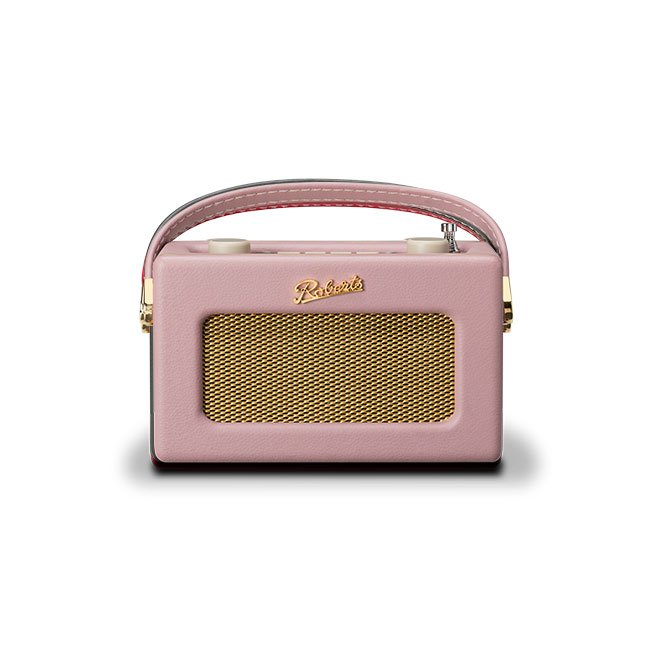 Roberts REVIVAL UNO DAB/DAB+/FM Digital Radio with Alarm Dusty Pink