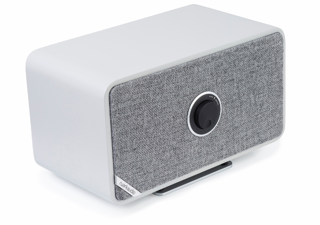 Image of Ruark MRx Connected Wireless Speaker in Soft Grey