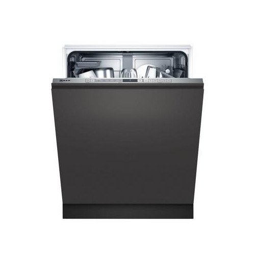 Neff S153HAX02G Built-in Full Size Dishwasher 13 Place Settings