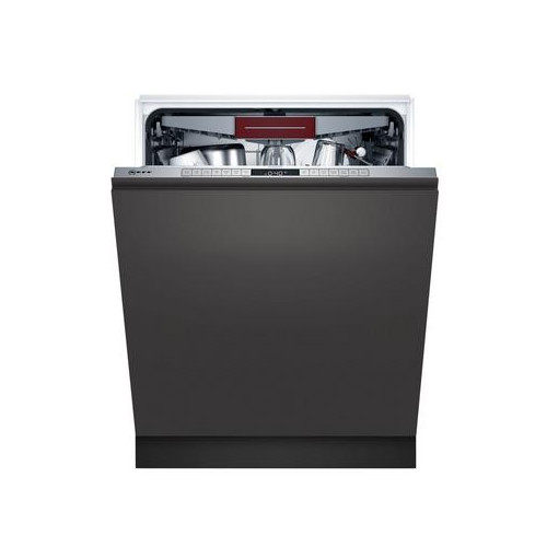 Neff S155HCX27G Built-in Full Size Dishwasher 14 Place Settings