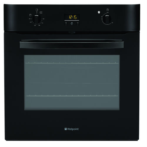 Hotpoint SH33KS 60cm Wide Electric Oven in Black