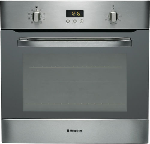 Hotpoint SH83CXS 60cm Wide Built In Electric Single Oven in Stainless Steel