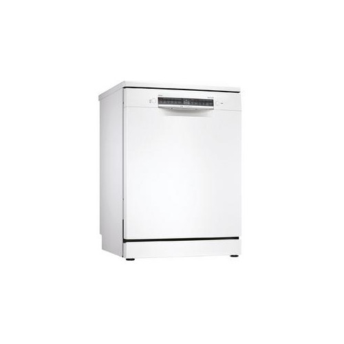 Bosch SMS4HCW40G Full Size Dishwasher White 14 Place Settings