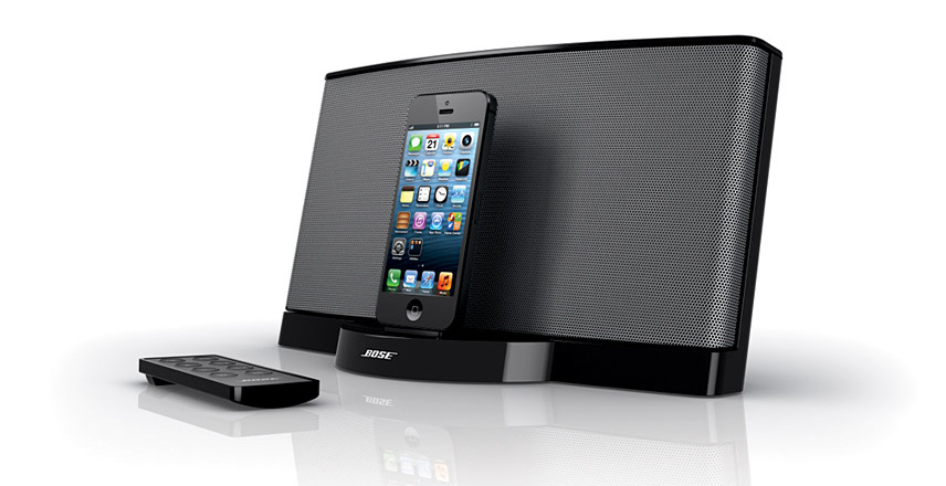 bose docking speakers ipod iphone dock. Black Bedroom Furniture Sets. Home Design Ideas