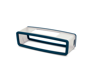 Image of Bose SoundLink Mini Bluetooth Speaker Soft Cover in Navy Blue