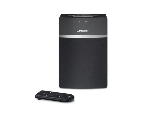 Image of Bose SoundTouch 10 Wireless Music System in Black