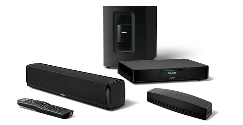 Bose® SoundTouch® 120 Home Cinema System in Black