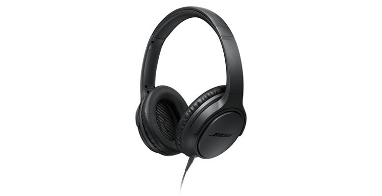 Bose® SoundTrue® AroundEar Headphones II for Selected Apple Devices in Charcoal Black