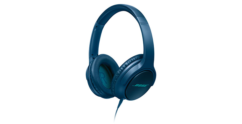 Bose® SoundTrue® AroundEar Headphones II for Selected Apple Devices in Navy Blue