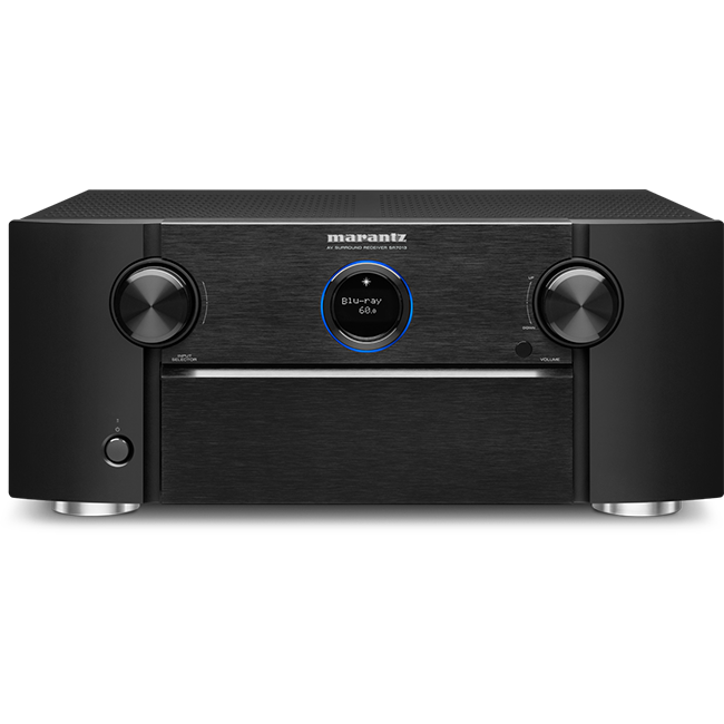 Marantz SR7013 9.2 Channel 4K AV Receiver in Black