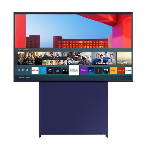 Image of QE43LS05TCUXXU The Sero (2021) 43 inch QLED 4K HDR TV With Rotating Screen
