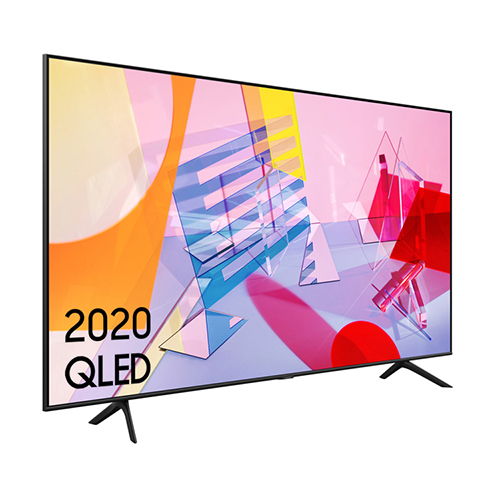 Samsung QE55Q60TAUXXU 55 Inch Q60T QLED 4K Quantum HDR Smart TV with Tizen OS 2020 Model