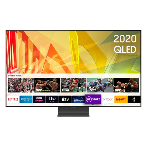 Image of QE55Q95T (2020) 55 inch Flagship QLED 4K HDR 2000 Smart TV with Tizen OS