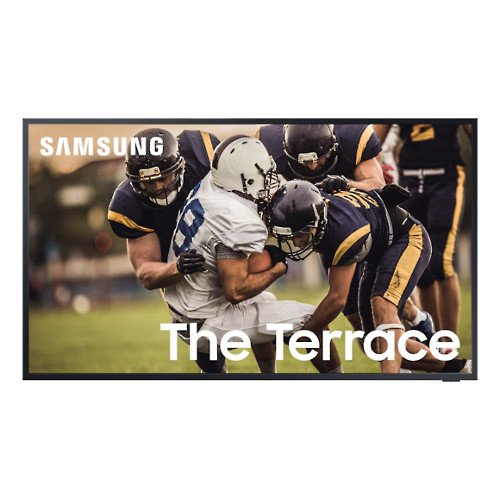 Image of Samsung QE55LST7TAUXXU The Terrace 55 inch QLED 4K HDR 2000 Smart Outdoor TV