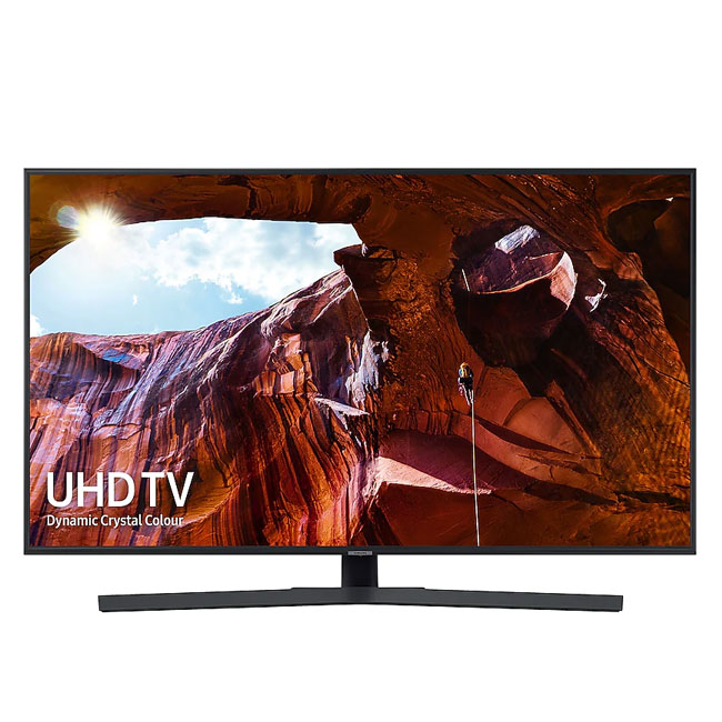 Samsung UE43RU7400UXXU 43 Inch Smart 4K Ultra HD HDR LED TV with Bixby 1