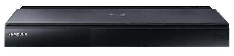 Samsung BDJ7500 BluRay Player with 4K UHD Upscaling and 3D