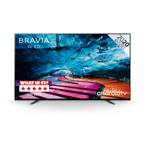 Sony KD55A8BU BRAVIA 55 Inch OLED 4K Ultra HD HDR Smart Android TV