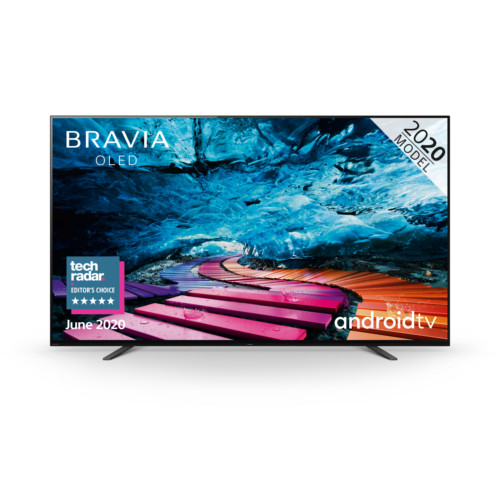 Sony KD65A8BU BRAVIA 65 Inch OLED 4K Ultra HD HDR Smart Android TV
