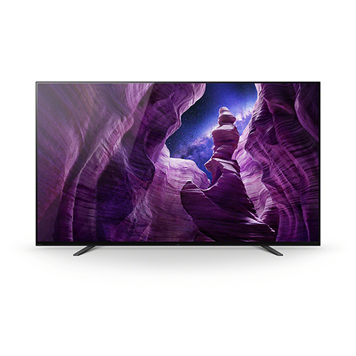 Image of BRAVIA KD65A8BU (2020) 65 inch OLED 4K HDR TV with Android TV