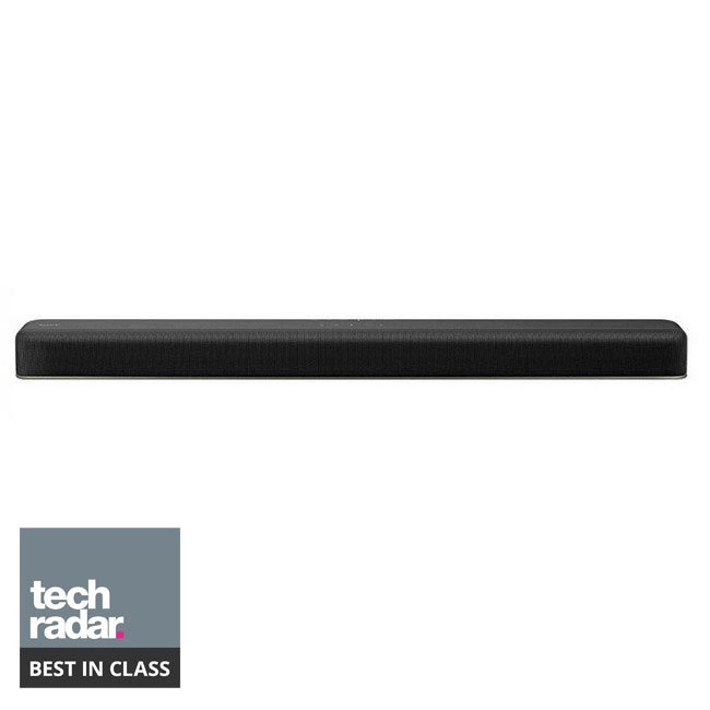 Sony HTX8500CEK 2.1 single sound bar with built in subwoofer Black - front