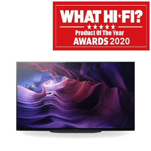 Sony KD48A9BU BRAVIA 48 Inch OLED 4K Ultra HD HDR Smart Android TV