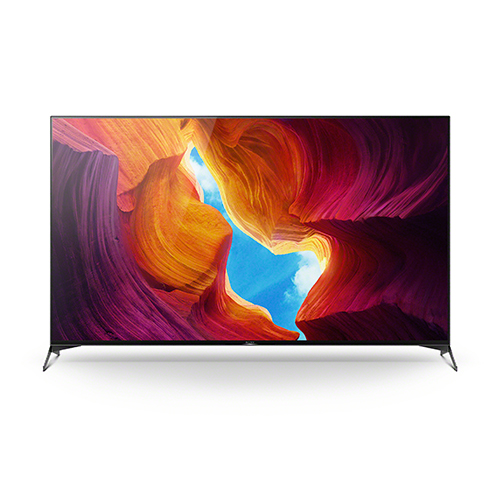 Image of BRAVIA KD75XH9505BU (2020) 75 inch 4K HDR Full Array LED TV with Android OS
