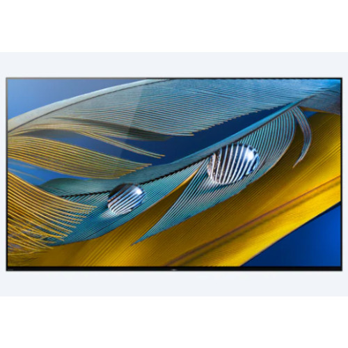 Image of Sony XR77A80JU BRAVIA 77 inch 4K Ultra HD OLED Smart TV 2021