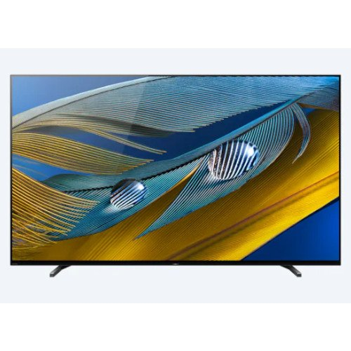 Image of Sony XR65A80JU BRAVIA 65 inch 4K Ultra HD OLED Smart TV 2021