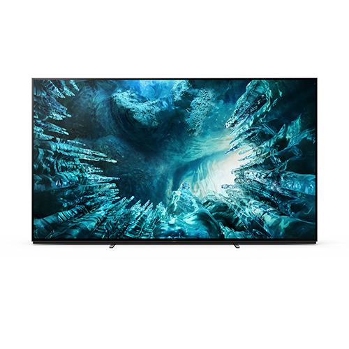 Sony KD85ZH8BU BRAVIA 85 Inch Full Array LED 8K Ultra HD HDR Smart Android TV