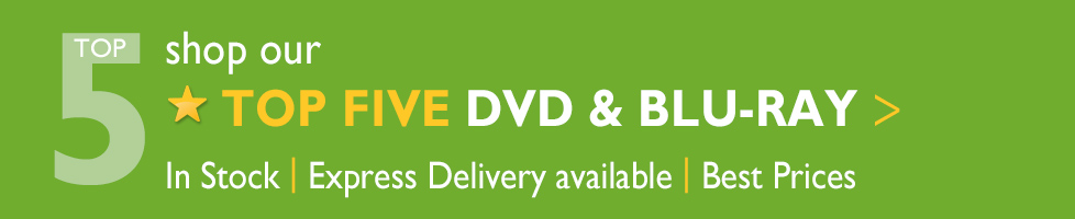 Top Five DVD & Blu-Ray | Home Entertainment |electricshop.com