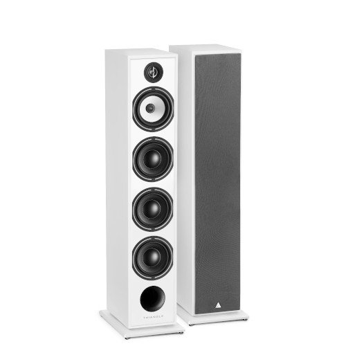 Triangle Borea BR09 HIFI Floorstanding Speakers White
