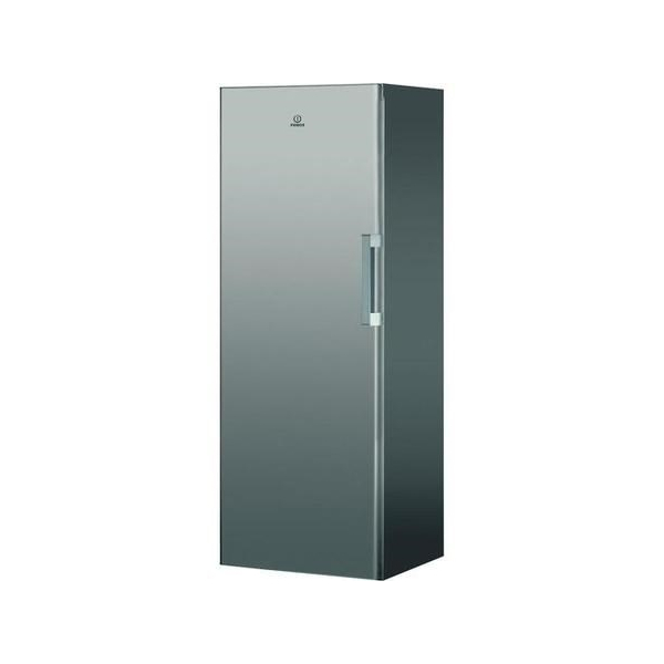 Indesit UI6F1TS Upright Freestanding Frost Free Freezer in Silver