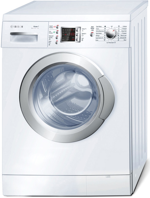 Bosch WAE24490GB VarioPerfect 7Kg Washing Machine with 1200rpm Spin PLUS