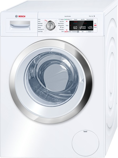 Bosch WAW32560GB 9Kg Washing Machine in White with 1600rpm Spin
