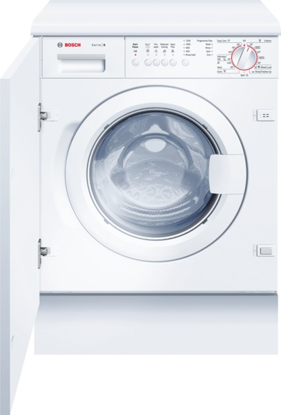 Bosch WIS24141GB Integrated 7Kg Washing Machine with 1200rpm Spin